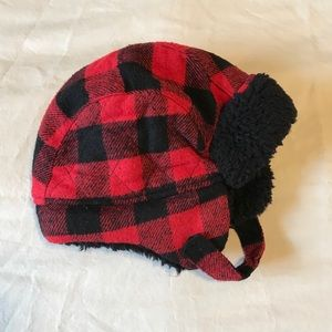 Other - Infant Plaid Hat
